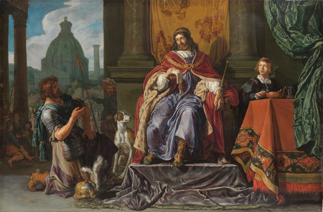 divine right of kings in oedipus Today, we explain the divine right of kings, the old concept that kingship was a guaranteed right from god this video was a suggestion from a put it on.